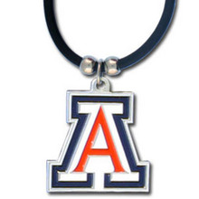 Arizona Wildcats Cord Pendant Necklace NCCA College Sports CPR54