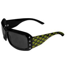 Iowa Hawkeyes Rhinestone Designer Sunglasses NCCA College Sports CSG52W