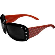 Utah Utes Rhinestone Designer Sunglasses NCCA College Sports CSG89W