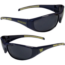 Washington Huskies Wrap Sunglasses NCCA College Sports 2CSG49
