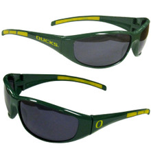 Oregon Ducks Wrap Sunglasses NCCA College Sports 2CSG50