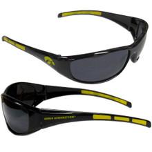 Iowa Hawkeyes Wrap Sunglasses NCCA College Sports 2CSG52
