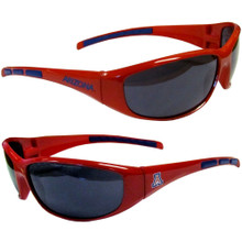 Arizona Wildcats Wrap Sunglasses NCCA College Sports 2CSG54