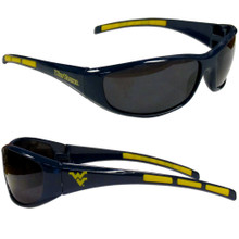 West Virginia Mountaineers Wrap Sunglasses NCCA College Sports 2CSG60