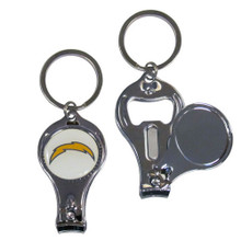 San Diego Chargers 3 in 1 Key Chain