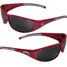 Washington State Cougars Wrap Sunglasses NCCA College Sports 2CSG71
