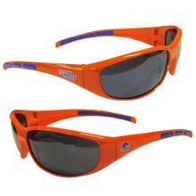 Boise State Broncos Wrap Sunglasses NCCA College Sports 2CSG73