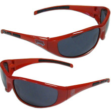 North Carolina State Wolfpack Wrap Sunglasses NCCA College Sports 2CSG79
