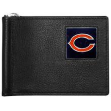 Chicago Bears Bill Clip Wallet MLB Baseball FBCW005