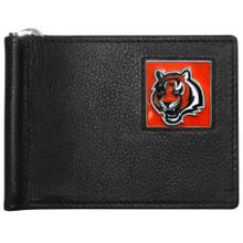 Cincinnati Bengals Bill Clip Wallet MLB Baseball FBCW010