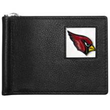 Arizona Cardinals Bill Clip Wallet MLB Baseball FBCW035