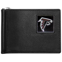 Atlanta Falcons Bill Clip Wallet MLB Baseball FBCW070