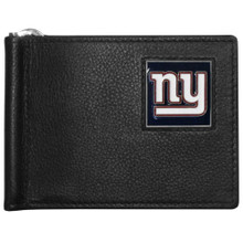 New York Giants Bill Clip Wallet MLB Baseball FBCW090