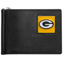 Green Bay Packers Bill Clip Wallet MLB Baseball FBCW115