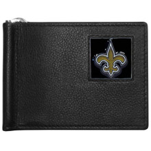 New Orleans Saints Bill Clip Wallet MLB Baseball FBCW150