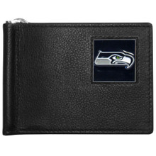 Seattle Seahawks Bill Clip Wallet MLB Baseball FBCW155