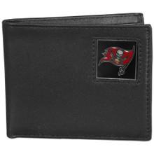Tampa Bay Buccaneers Black Bifold Wallet