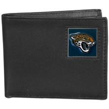 Jacksonville Jaguars Black Bifold Wallet