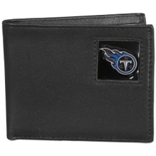 Tennessee Titans Black Bifold Wallet