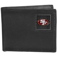 San Francisco 49ers Gridiron Bifold Wallet