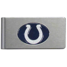 Indianapolis Colts Brushed Money Clip