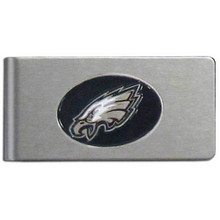 Philadelphia Eagles Brushed Money Clip