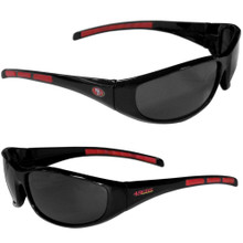 San Francisco 49ers Wrap Sunglasses