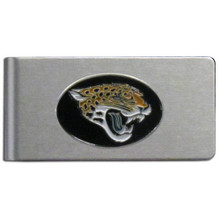 Jacksonville Jaguars Brushed Money Clip