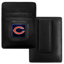 Chicago Bears Card Holder Money Clip Wallet FCH005