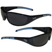 Tennessee Titans Wrap Sunglasses