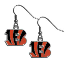 Cincinnati Bengals Dangle Earrings FDE010