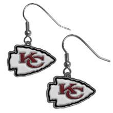 Kansas City Chiefs Dangle Earrings FDE045