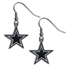 Dallas Cowboys Dangle Earrings FDE055