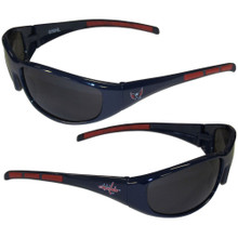 Washington Capitals Wrap Sunglasses NHL Hockey 2HSG150