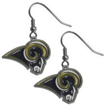 St. Louis Rams Dangle Earrings FDE130