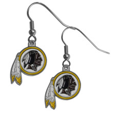 Washington Redskins Dangle Earrings FDE135