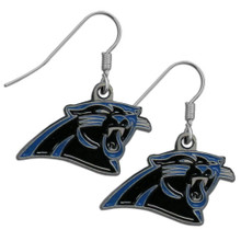Carolina Panthers Dangle Earrings FDE170
