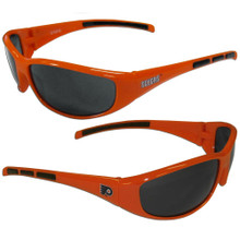 Philadelphia Flyers Wrap Sunglasses NHL Hockey 2HSG65