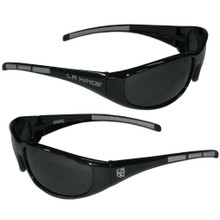 Los Angeles Kings Wrap Sunglasses NHL Hockey 2HSG75