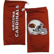 Arizona Cardinals Microfiber Sunglasses Bag FEB035
