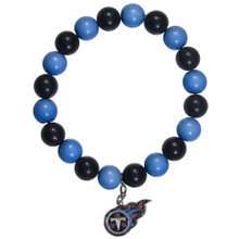 Tennessee Titans Fan Bead Bracelet NFL Football FFBB185