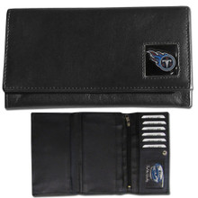 Tennessee Titans Black Women's Leather Wallet FFW185