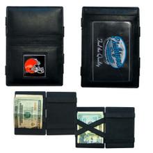 Cleveland Browns Jacob's Ladder Wallet FJL025