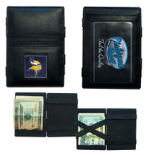 Minnesota Vikings Jacob's Ladder Wallet FJL165