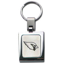 Arizona Cardinals Square Key Chain FKC035S