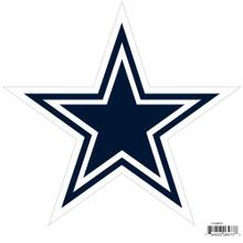 """Dallas Cowboys 8"""" Car Magnet NFL Football FLAM055"""
