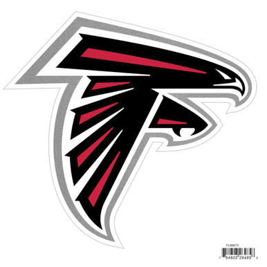 "Atlanta Falcons 8"" Car Magnet NFL Football FLAM070"