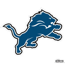 "Detroit Lions 8"" Car Magnet NFL Football FLAM105"