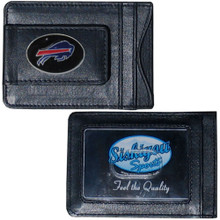 Buffalo Bills Cash & Cardholder Wallet NFL Football FLMC015