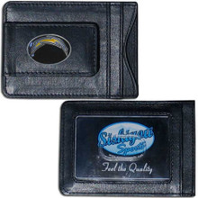 San Diego Chargers Cash & Cardholder Wallet NFL Football FLMC040